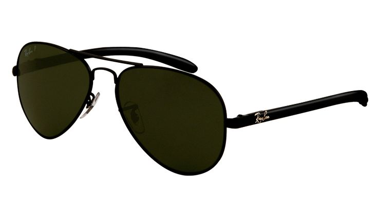Ray-Ban Sunglasses Collection - Aviator Carbon Fibre | Ray Ban® Official Site - International