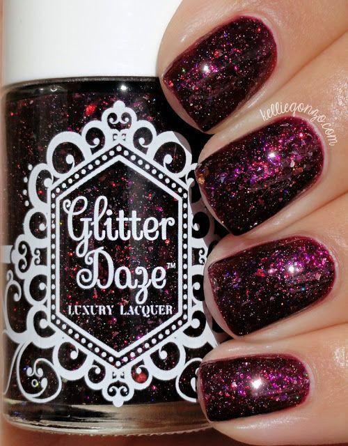 GlitterDaze Winter 2015 Winter Night Trio Swatches & Review