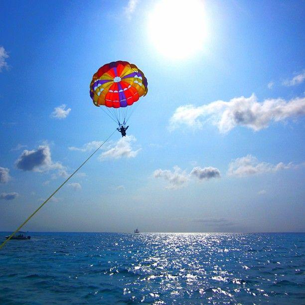 Parasailing in Aruba - Caribbean's Best Parasailing | Aruba.com