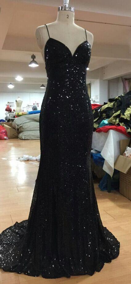 Mermaid Prom Dress,Sparkly Prom Dress,Fashion Prom Dress,Sexy Party Dress,Custom Made Evening Dress