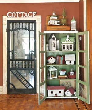 primitive decorating ideas | Primitive Home Photo Tour | Home Decorating Ideas