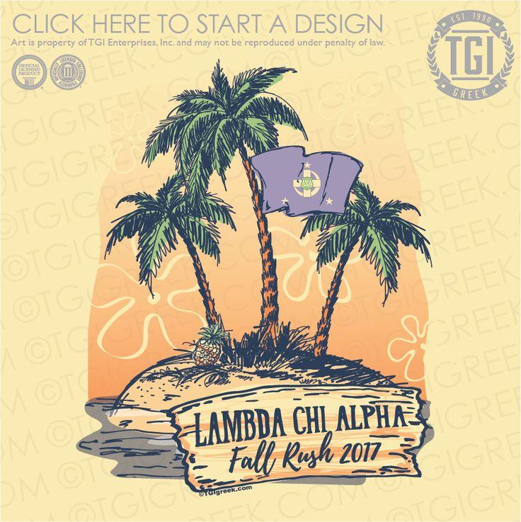 Lambda Chi Alpha | ΛΧΑ | Fall Rush | Rush Shirt | Fraternity Rush | TGI Greek | Greek Apparel | Custom Apparel | Fraternity Tee Shirts | Fraternity T-shirts | Custom T-Shirts