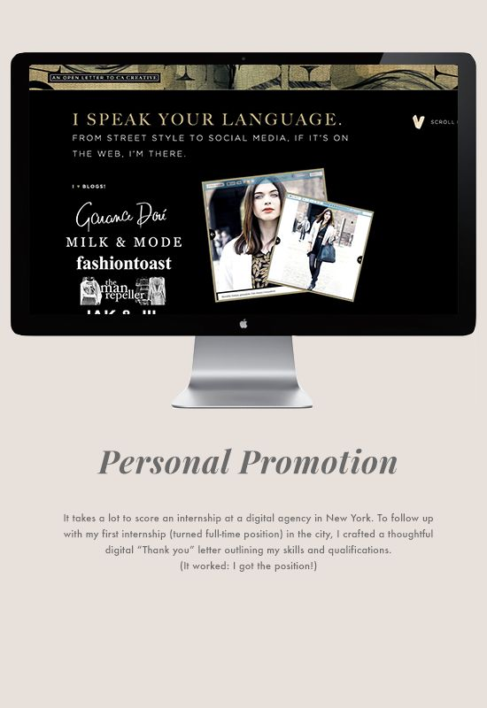 how to make a professional portfolio website