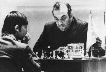 Anatoly Karpov vs Viktor Korchnoi