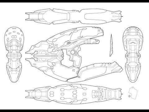 20 best Volpin Props Project images on Pinterest Firearms, Weapons - new blueprint gun art