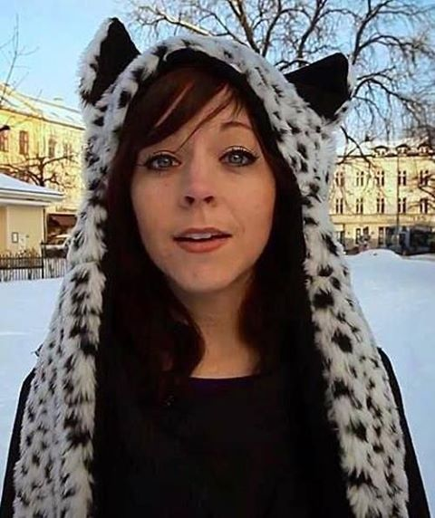 Blue eyed bear. #lindseystirling #love #ksll