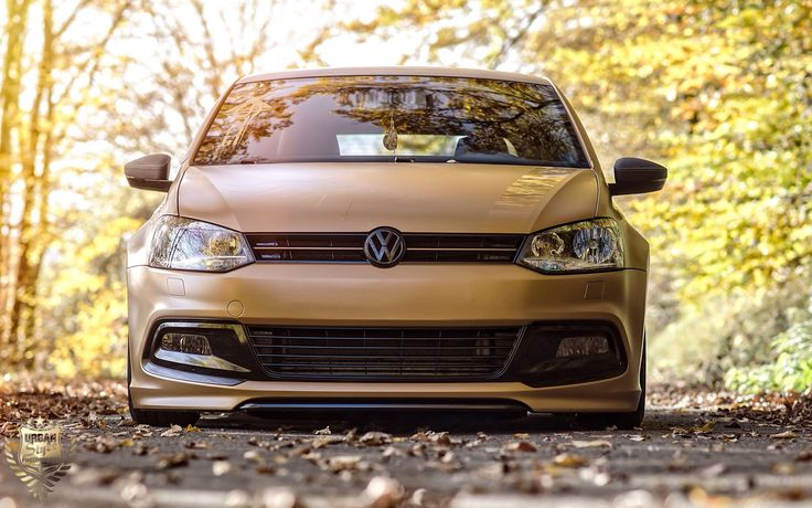 VW Polo 6R Tuning