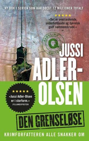 Den grenseløse Jussi Adler-Olsen fra Haugenbok. Om denne nettbutikken: http://nettbutikknytt.no/haugenbok-no/