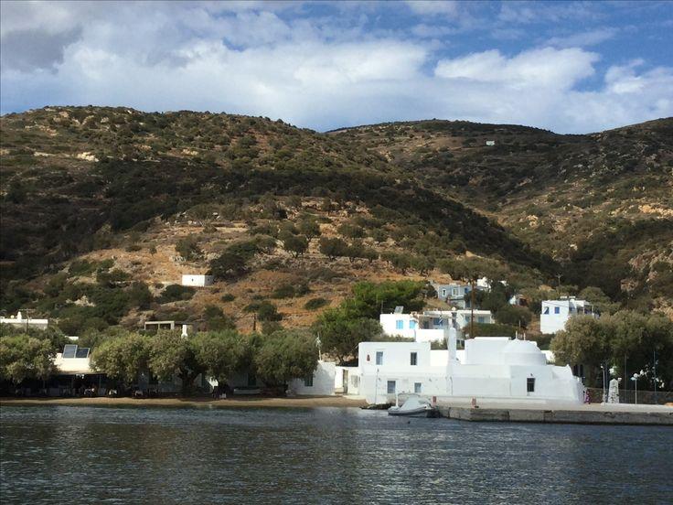Vathi Bay, Sifnos