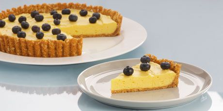 Mango Mousse Tart Recipes | Food Network Canada