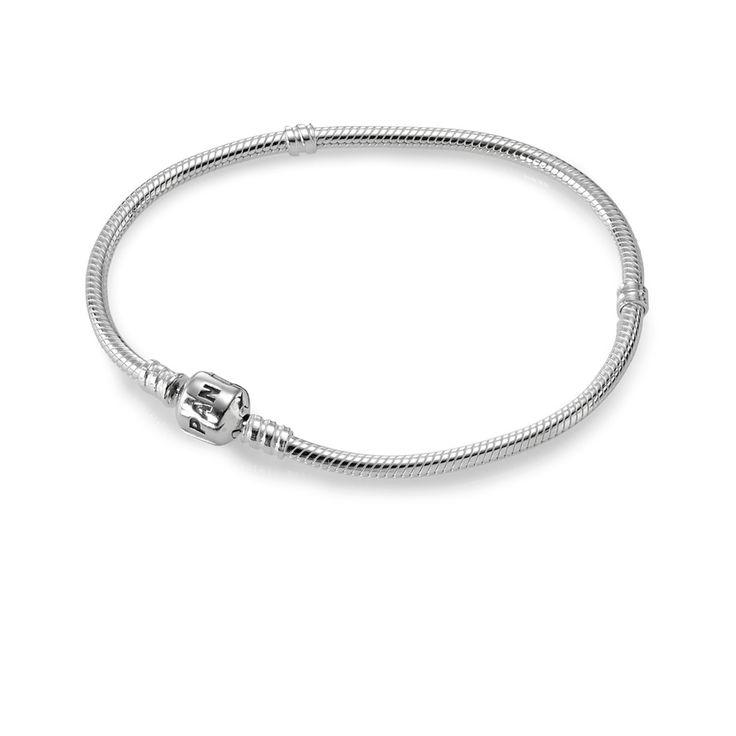 Bracelet à charms PANDORA - argent 925/1000e | PANDORA eSTORE