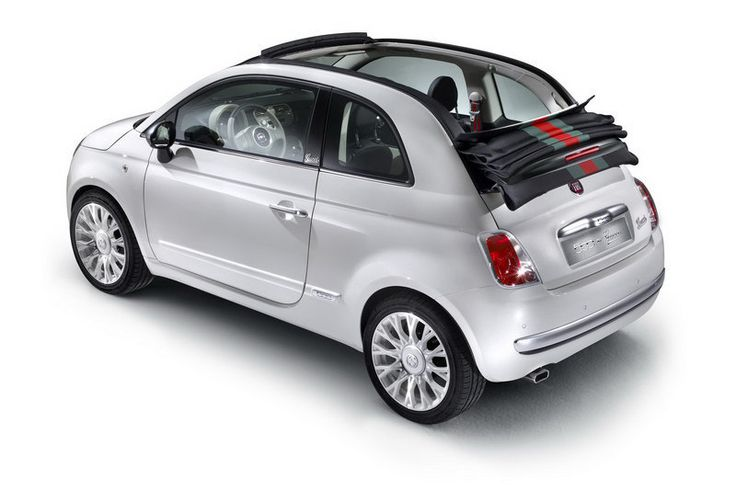 2012 Fiat 500 Cabriolet by Gucci picture - doc411498