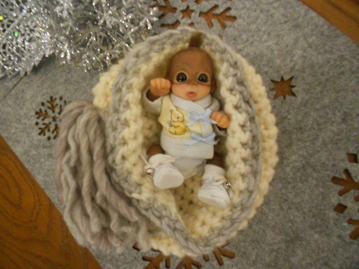 ooak Baby *mega süßes kleines Affenbaby* UNIKAT  | eBay