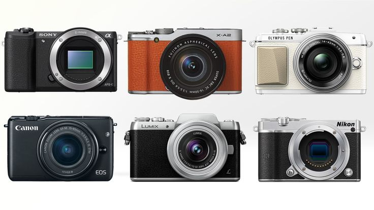 Gizmag looks at some the best mirrorless cameras for beginners