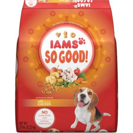Iams So Good Dog Food, Multicolor