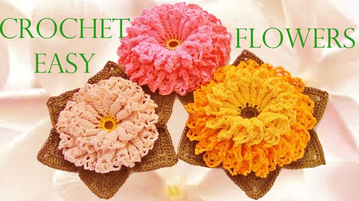 440 besten ideas de ramos de crochet Bilder auf Pinterest | Blumen ...