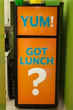 Got Lunch? Our #kitchen here at Woodruff is sure to put a smile on