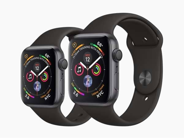 Apple Watch Series 4 With Ecg And Fall Detection Announced Apple Watch Space Grey Buy Apple Watch Apple Watch