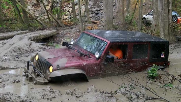 17 Best Images About Muddin On Pinterest Jeep Wave