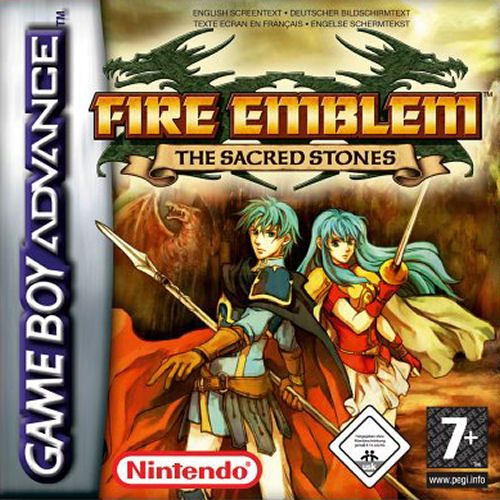 Fire Emblem - The Sacred Stones GBA ROM - http://www.ziperto.com/fire-emblem-the-sacred-stones-gba-rom/