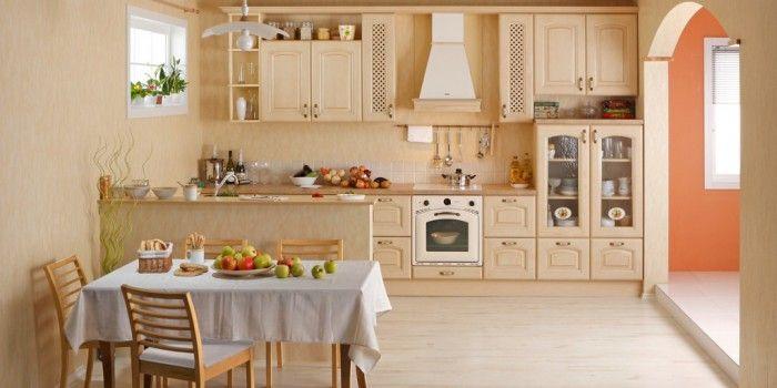 Интерьер кухни: уютный уголок для завтрака