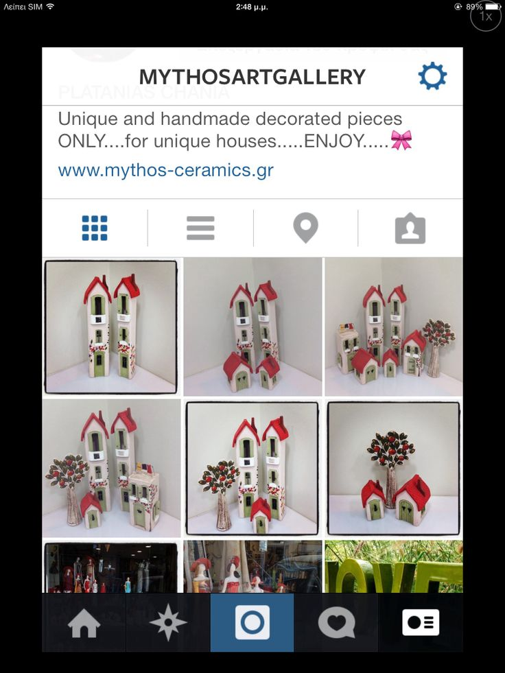 Instagram....Mythos Art Gallery
