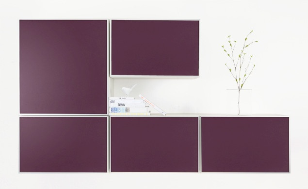 Ikea Besta With Panyl Plum Finish Ikea Products We Love