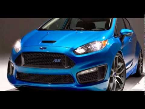 2016 Ford Fiesta RS