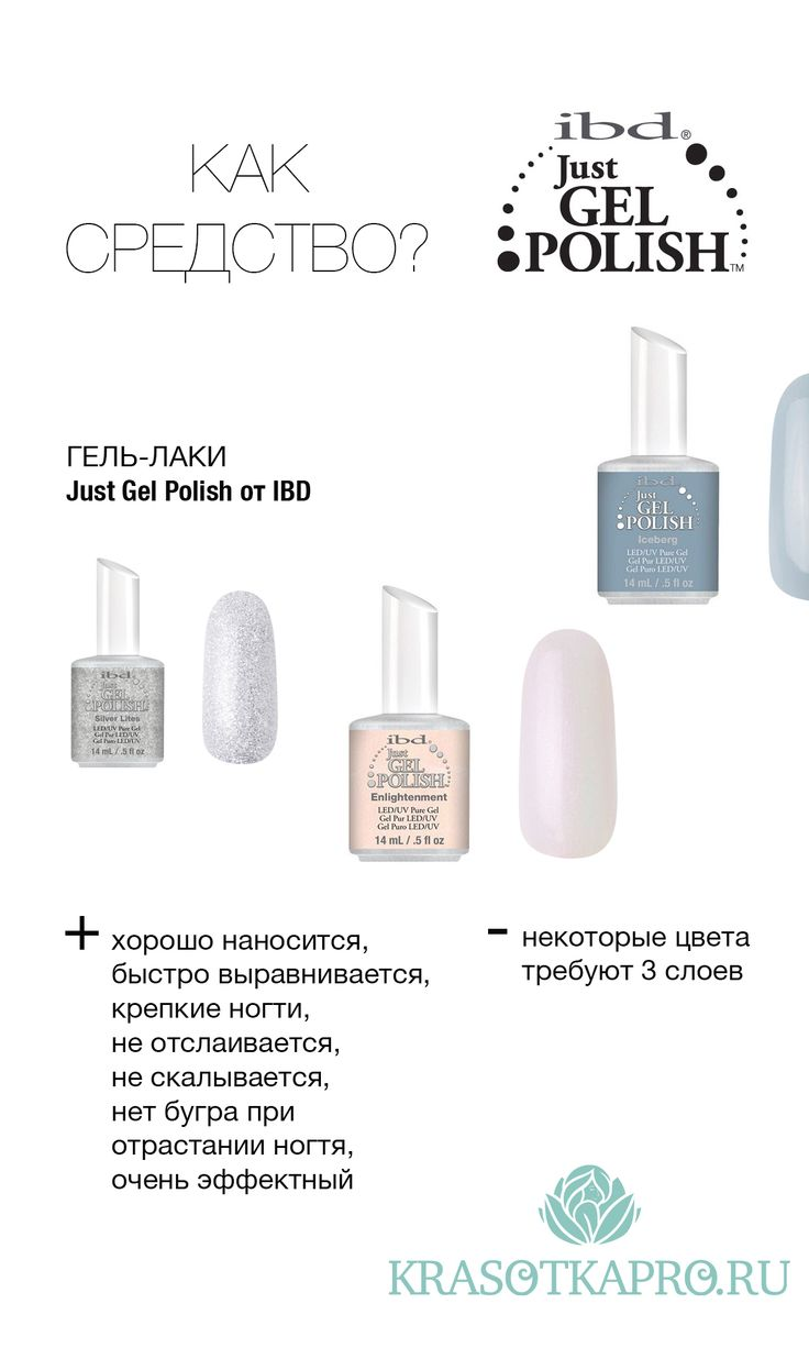 Как средство? Гель-лаки Just Gel Polish от IBD! http://www.krasotkapro.ru/catalog/brand/ibd/?section=514. #КрасоткаПро #Маникюр #Лак #Красота