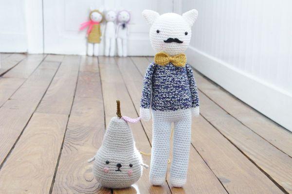 poire et moustache ^.^