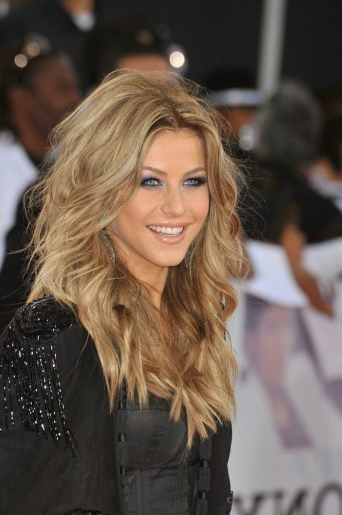 couleur cheveux blond fonc la vedette furgyjpg - Coloration Cheveux Blond