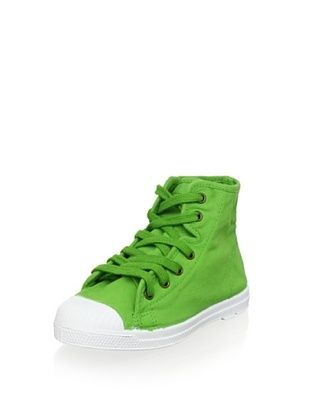 45% OFF Natural World Kid's Bota Sport Sneaker (Verde)