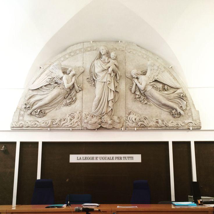 Audiencia de Retorno (Sustracción Internacional de un Menor). Tribunal del Menor de Génova.
