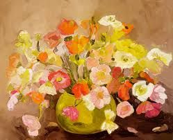 margaret olley still life poppies - Google Search