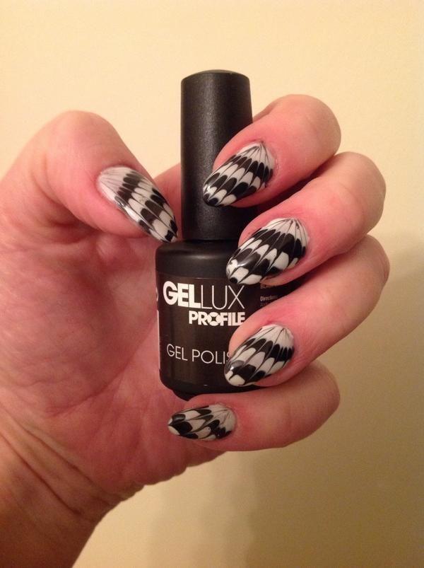 Gellux black
