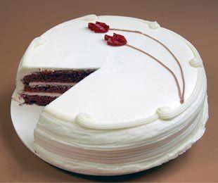 Red Velvet Birthday Cake | Birthday Cakes Delivered