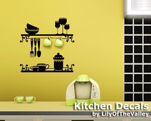 Lilyofthevalley tsr kitchen decals sims3 kitchen for Kitchen designs bloxburg