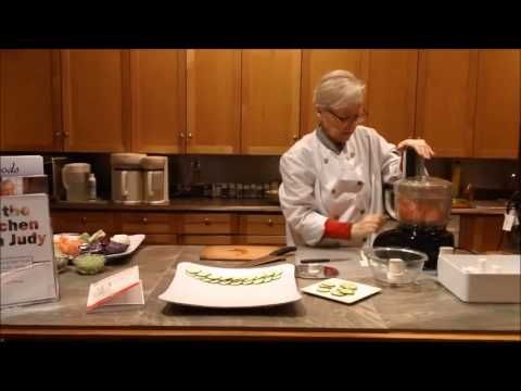 The KitchenAid Food Processor - how to use. This helped so much!