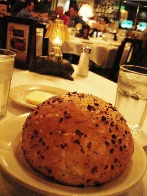 Morton's Steakhouse ONION BREAD Recipe