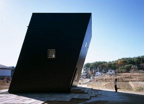 Les architectes pencheurs / part 1