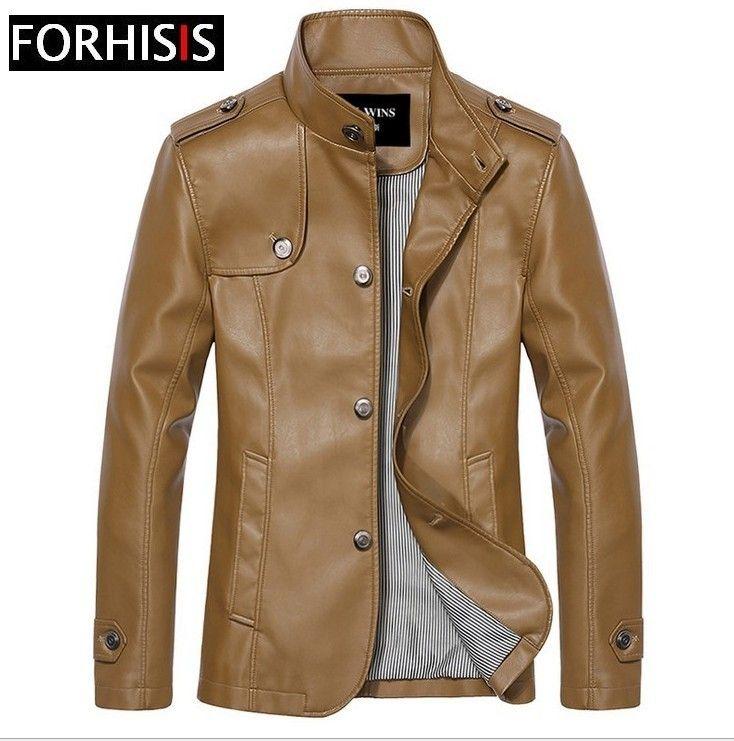 British Leather Motorcycle Jacket