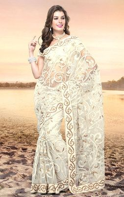 Indian Bollywood Ethnic Designer Party Wear Exclusive Fancy Saree Sari 2004