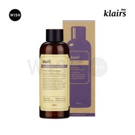 [KLAIRS] Supple Preparation Facial Toner (Upgrade) ,,, join this giveaway http://www.dajourneys.com/2016/08/giveaway-wishtrend-x-journey-giveaway.html TO WIN ... this is an international giveaway :) #giveaway #beautygiveaway