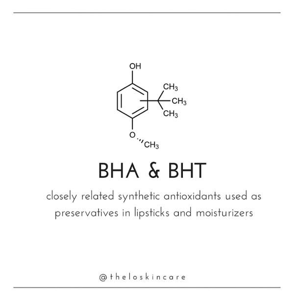 BHA and BHT: A Case for Fresh?