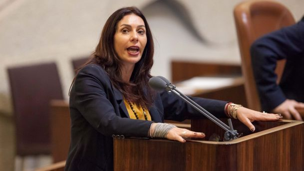 """President Barack Hussein Obama'sawful presidencyis finally approaching an end, and some members of the Israeli government could not be more overjoyed.  """"Who is Obama?"""" one such political figure, Culture and Sports Minister Miri Regev, asked rhetorically Tuesday while speaking with a local statio"""