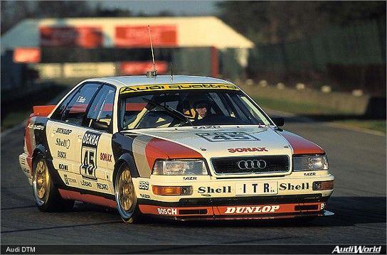 Brève rencontre: Audi V8