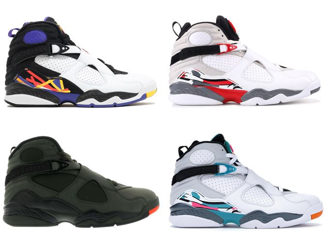 what were the first jordans ever made