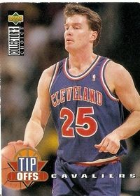 mark price cleveland cavs | 102: Mark Price (Cleveland CAVS; 1994; Upper Deck) | My NBA Cards born Feb 15, 1964 Mark Price, American basketball player