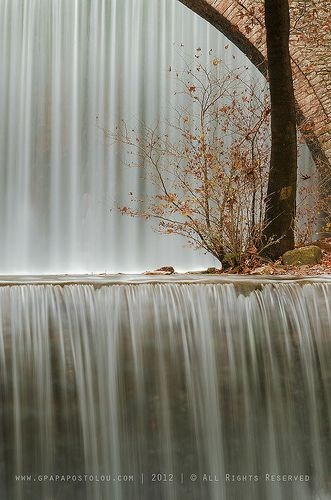 The music of the waterfall - Explore