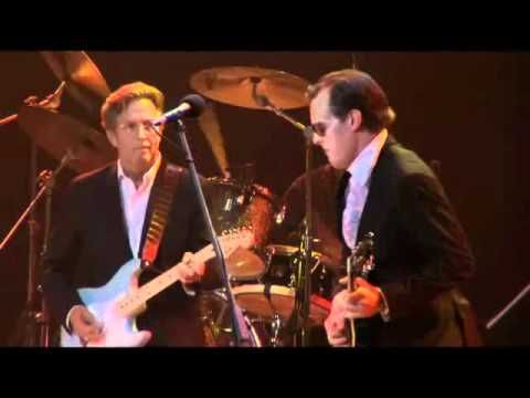 "Joe Bonamassa ""Introducing Eric Clapton"" to ""Further On Up The Road"" fro..."